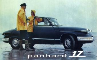 Panhard PL17 : c'était le bon temps !