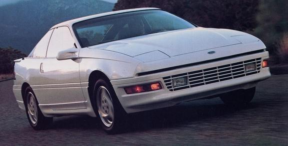 La Probe de 1ère génération devait s'appeler Mustang !