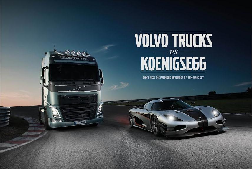 Koenigsegg est devenu un symbole en Suède !