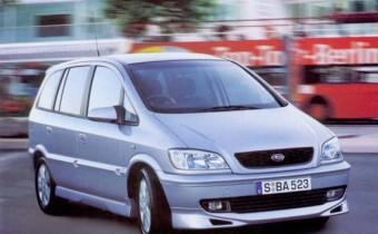 Subaru Traviq : un Zafira au pays du soleil levant !