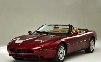 Jaguar XJ41/42 : celle qui devait s'appeler F-Type !