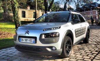 Citroën C4 Cactus : la prime à l'originalité !