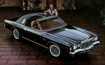 Chrysler Cordoba : l'american way of life !
