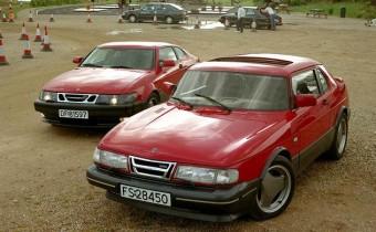Saab CX et EX : tributes to Trollhättan !