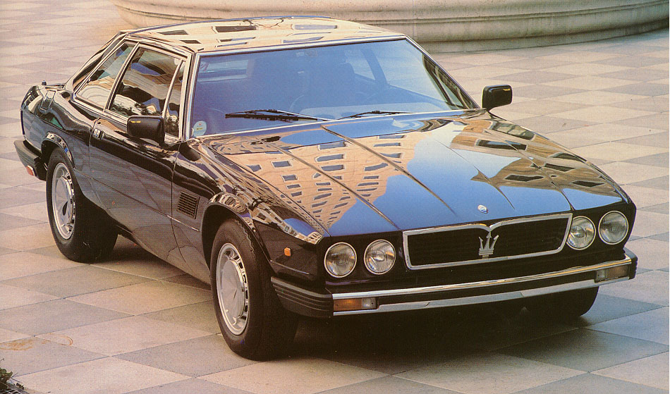 Maserati Kyalami : « je suis la mal aimée