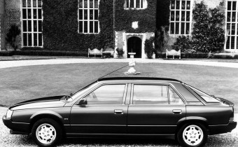 Renault 25 Limousine : la dernière tentative !