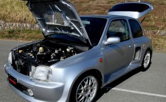 Autech Mid-11 : une Micra façon Clio V6