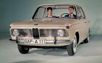 BMW 1500 : le chevalier blanc de Munich !