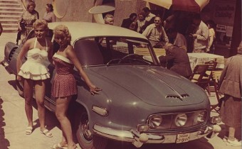 Tatra 603 : un parfum de Guerre Froide !