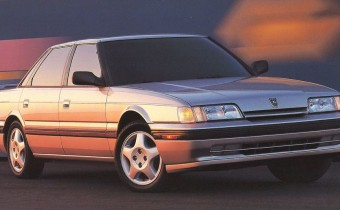 Sterling Série 800: le fiasco américain de Rover !