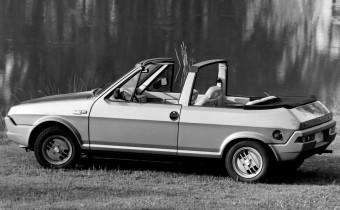 Fiat/Bertone Ritmo Cabrio: la citrouille qui se voulait carrosse !