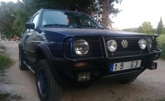 Caisse de lecteur: la Volkswagen Golf Country de Marcus !