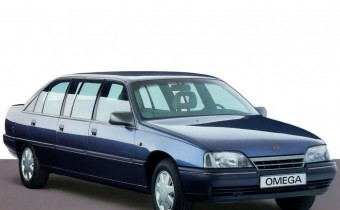 Opel Omega Limousine: une américaine dans les concessions allemandes !