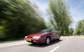 Citroën XM Multimedia : la voiture (dé)connectée !