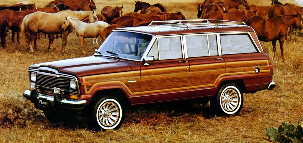 Le Cherokee type SJ commençait à devenir ringard et peu adapté au marché !