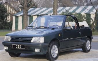 Peugeot 205 Roland Garros : l'accord parfait !