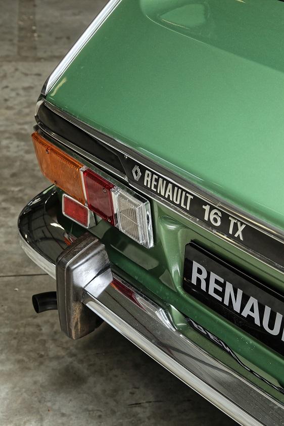 Renault 16 TX7_© B. Canonne