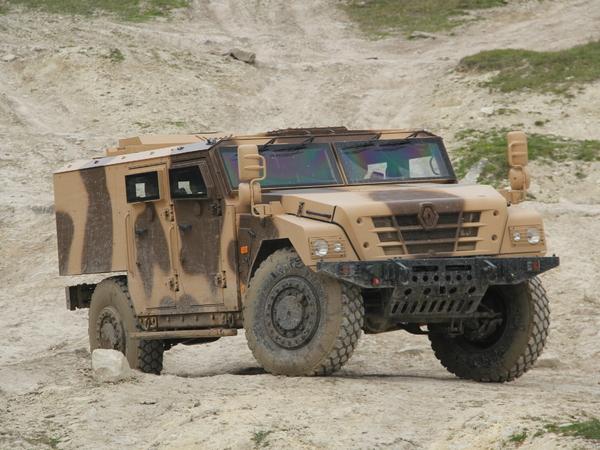 Le Sherpa de chez Renault, une alternative trop lourde pour remplacer totalement les P4