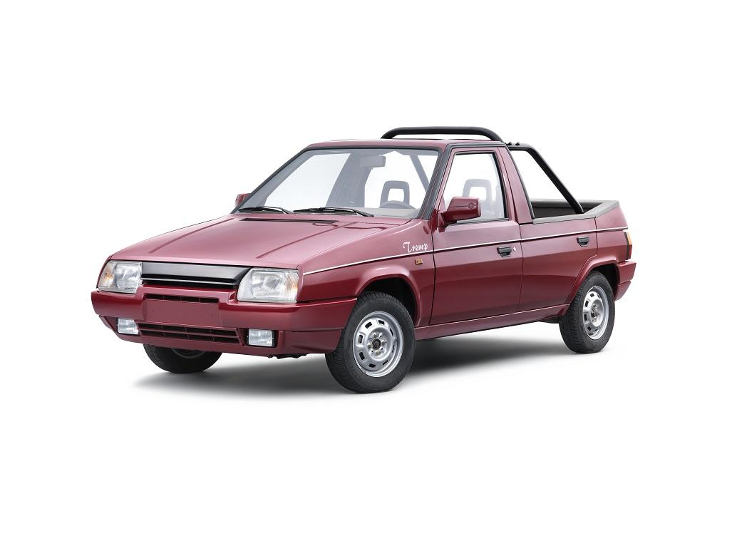 La Skoda Trend de 1989