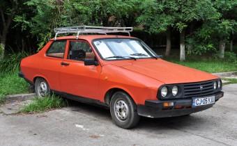 Dacia 1410 Sport: la classe à Bucarest
