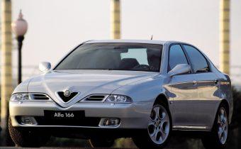 Alfa Romeo 166: une affaire à saisir