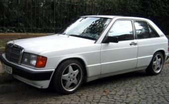 Mercedes 190 E City Schulz : la rare compacte à l'étoile