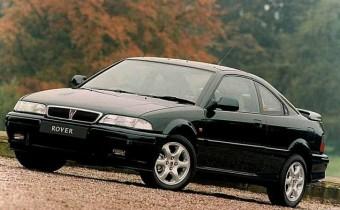 Rover 220 Turbo Coupé: drakkar de feu !