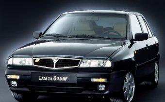 Lancia Delta 2 : le début de la fin