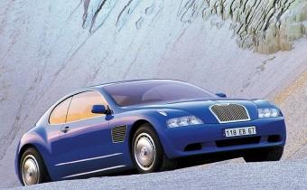 Bugatti EB118 : en attendant Bentley !