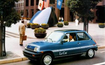 Renault LeCar : la Cinq américaine