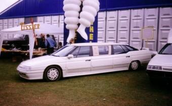 Citroën XM Limousines Tissier : son Altesse et sa Majesté !