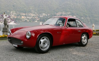 Osca 1600 GT: l'italienne haute couture !