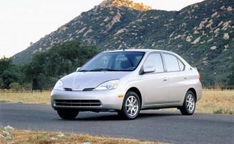 Toyota Prius XW10: la pionnière