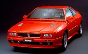 Maserati Shamal : vent chaud sur Modène