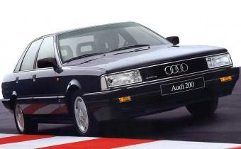 Audi 200 : les prémices d'Audi !