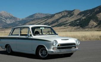 Ford Cortina Lotus Mk1 : échange de bons procédés !