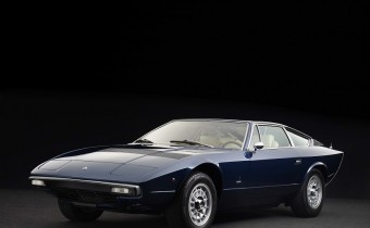 Maserati Khamsin : la malédiction Citroën !