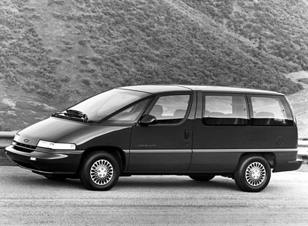 Le Chevrolet Lumina APV, l'entrée de gamme !