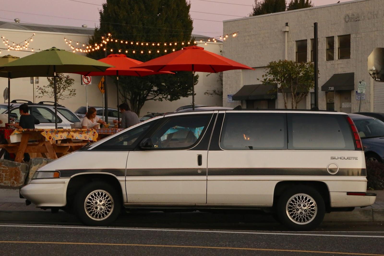 L'Oldsmobile Silhouette, plus luxueux