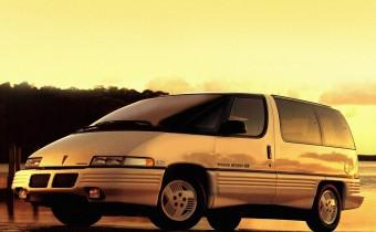 Pontiac Trans Sport: l'ombre de Sleepy Hollow !