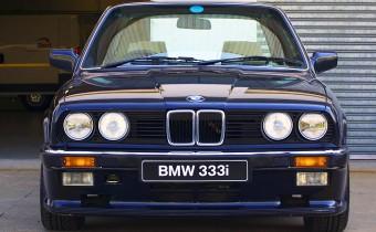 BMW 333i : l'Alpina du bout du monde