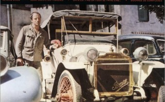 Brasier Torpédo 1911: l'amour automobile de Boris Vian !