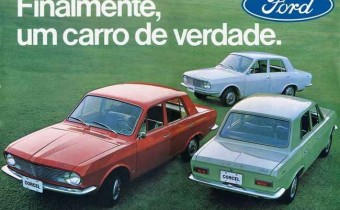 Ford Corcel : presque une Renault 12 !