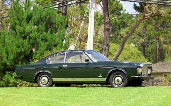 Bentley T1 Coupé Special Pininfarina: les prémices de la Camargue !