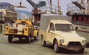 Cimos Dak et Geri : le van yougoslave dont Citroën ne voulut pas !