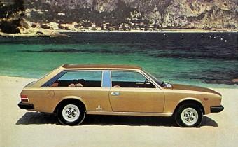 Fiat 130 Maremma: pour le bon plaisir d'Agnelli !