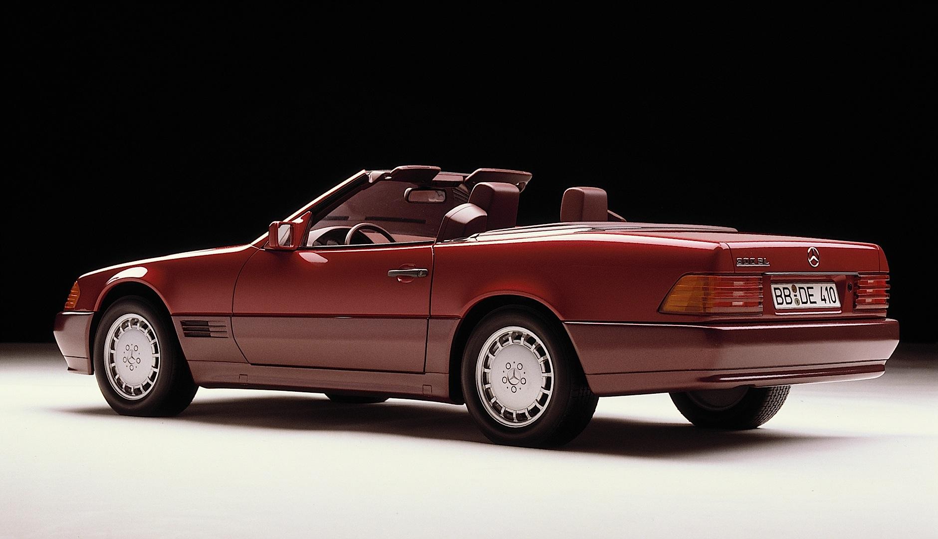 Mercedes-Benz 300 SL (R 129, 1989 bis 2001), erste Generation (1989 bis 1995).