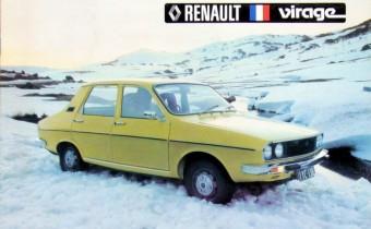Renault Virage : la dernière R12 australienne !