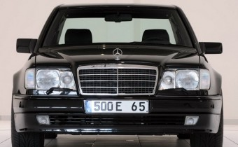 Mercedes 500E 6.5 Brabus : encore plus exclusive !
