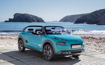 Citroën Cactus M: un concept évocateur !